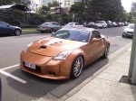 Old   Spotted: Nissan 350Z