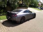 NISSAN   Spotted: Nissan Skyline GTR