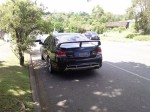 Brisbane   Spotted: Ford FPV GT
