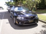 For   Spotted: Ford FPV GT