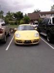 Porsche   Spotted: Porsche Cayman S