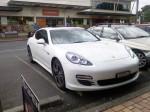 Porsche   Spotted: Porsche Panamera S