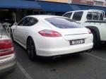 Photos porsche Australia Spotted: Porsche Panamera S