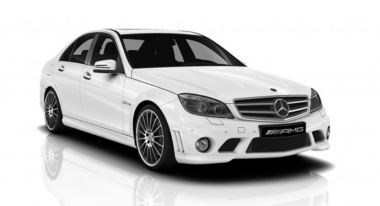 Edition 63 Mercedes Benz C63 AMG