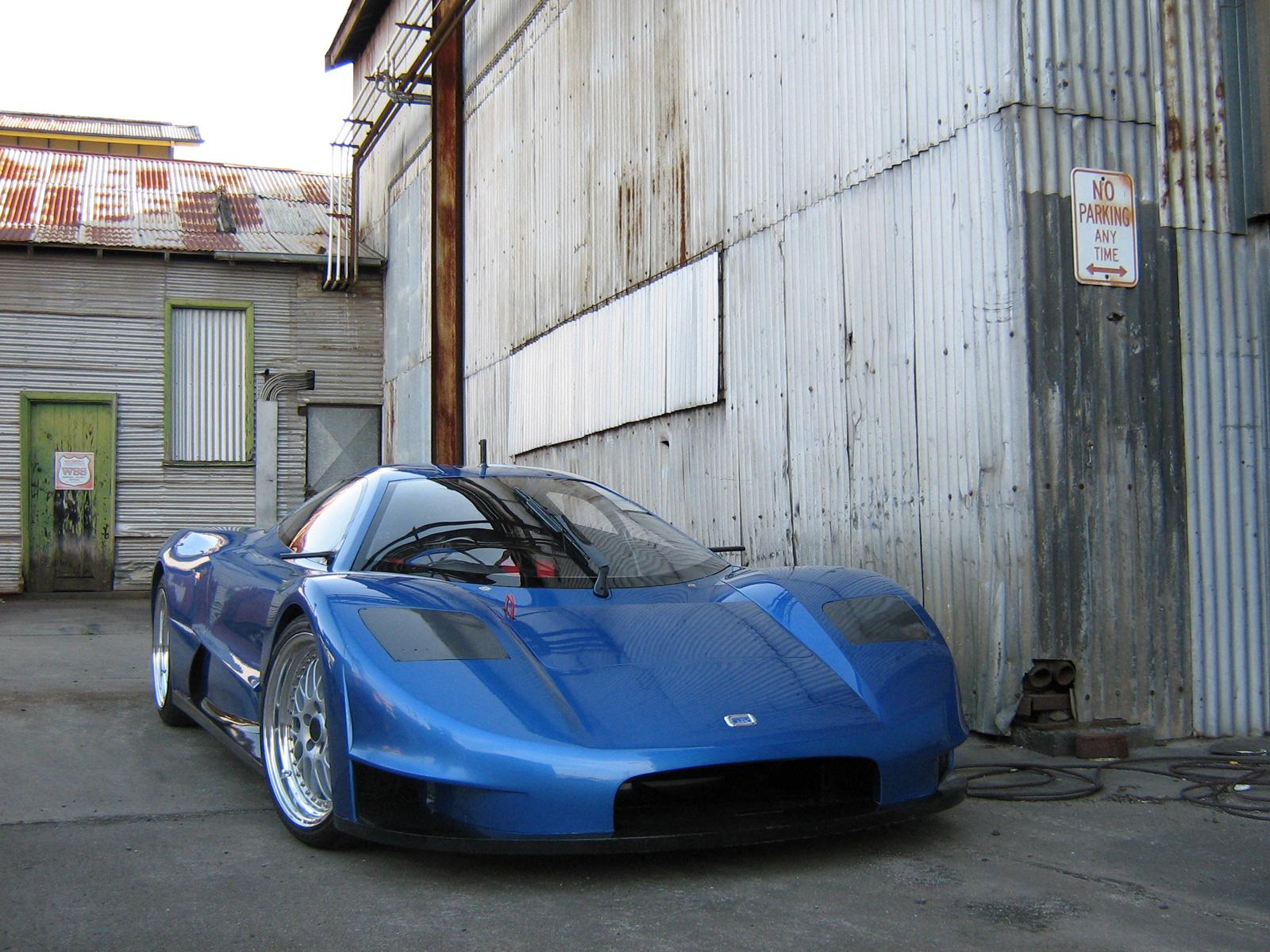 classic prototype cars