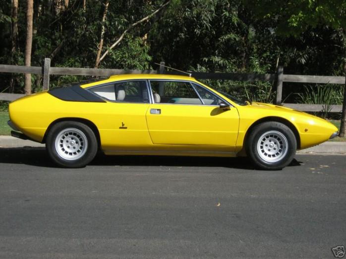 Urraco P250 On Ebay 56k Reserve Not Met Lamborghini For Sale