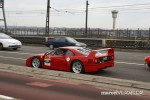 Old   Public: Ferrari F40 in Sydney