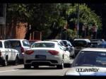 Gran   Public: White Maserati Grandturismo in Sydney