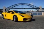Gallardo   Public: Lamborghini Gallardo in Sydney