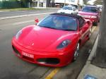 Girl   Public: Ferrari F430