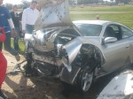 Photos crash Australia Public: Porsche Turbo Crash at Winton - front left