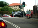 Aussie   Public: BMW M5 Crash