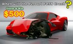 Wrecked   Public: Ferrari F458 Crash Competition - WreckedExotics.com