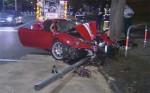 Photos crash Australia Public: Ferrari Challenge Stradale Crash in Melbourne