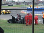 Photos crash Australia Public: Koenigsegg CCR at clipsal 500