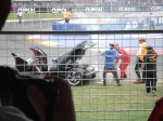 Photos crash Australia Public: Koenigsegg CCR at clipsal 500