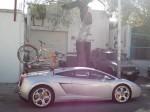 SALE,   Public: Lamborghini Gallardo with bike rack