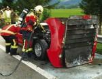Wrecked   Public: Lamborghini Miura Fire