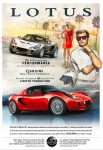 Cool   Public: Cool is Back - Lotus Elise Poster