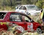 Crash   Public: Mitsubishi Evo Crash - Targa Tasmania 2008
