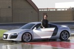 Public: Iron Man Audi R8