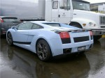 Public: Lamborghini Gallardo Baby Blue