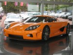 Photos showroom Australia Public: Koenigsegg CCX