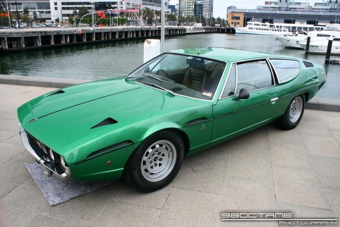 Lamborghini Club Australia Melbourne Docklands Display
