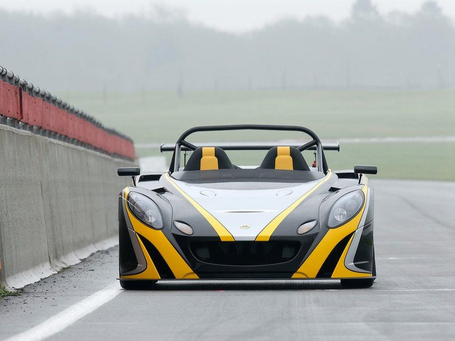 Lotus 2 Eleven Front ...
