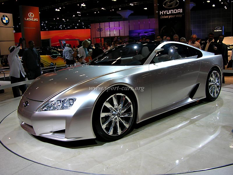 Lexus LF-A | Sports & Prestige Cars in Australia | Aussie Exotics