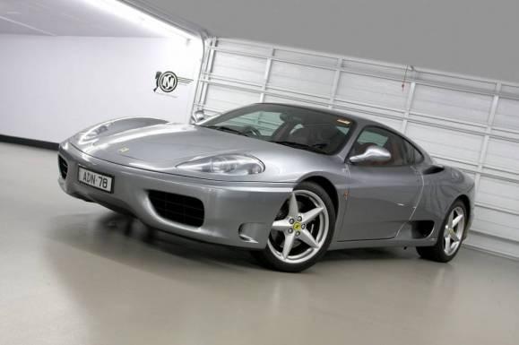 PWA'S Knight Named White Ferrari360_0691_10241_small